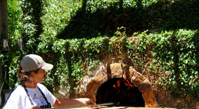 Chef Andrea Mugnaini is a culinary maestro, and known for her wood fired cooking. Call ahead to Lambert Bridge Winery and book a class with some friends. You won't soon forget the experience, or dining on the expansive lawns, surrounded by wine country.