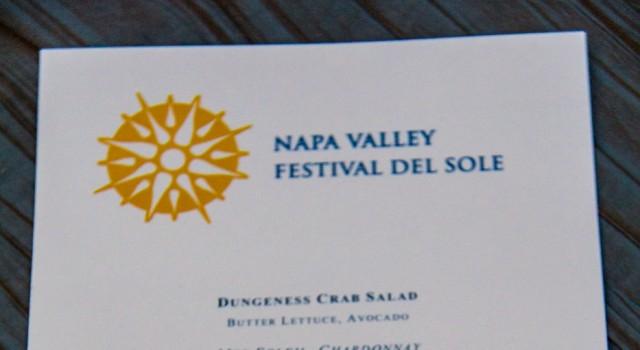 Festival del Sole - Meadowood - Napa Valley