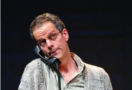 Ned Weeks (Patrick Breen) in The Normal Heart.