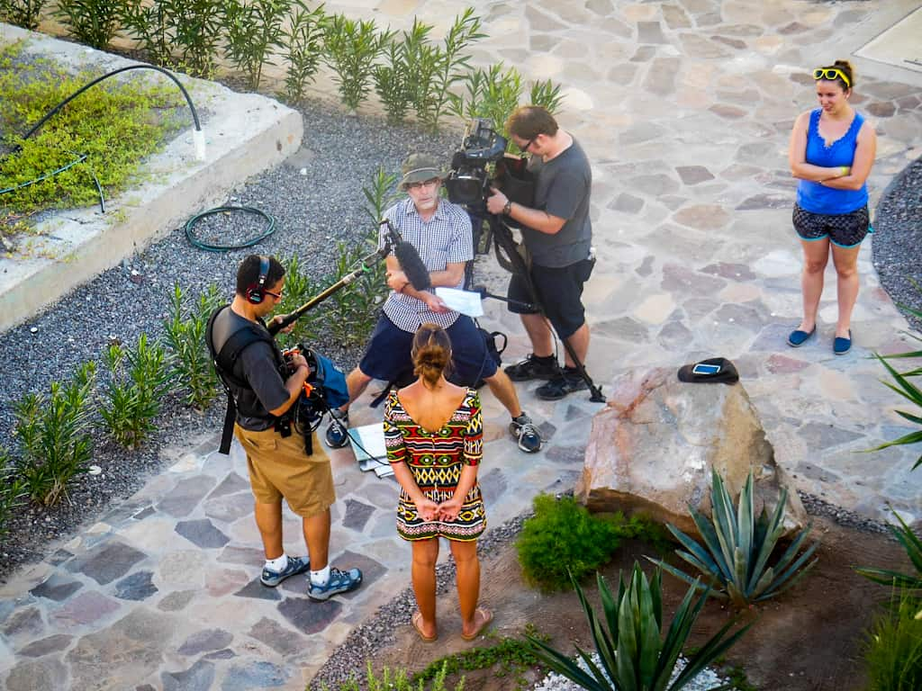 house hunters international baja bound again - filming in loreto