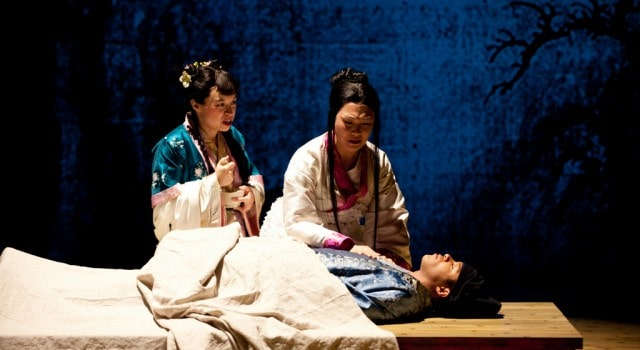 The White Snake - Berkeley Repertory Theatre