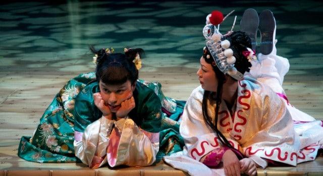 The White Snake - Berkeley Repertory Theatre