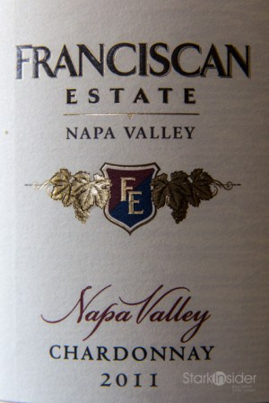 Franciscan Estate Chardonnay - Wine Review