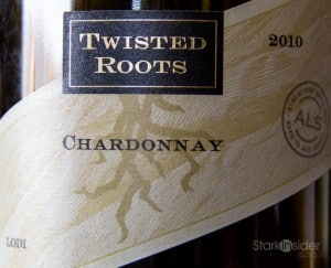 Twisted Roots 2010 Chardonnay