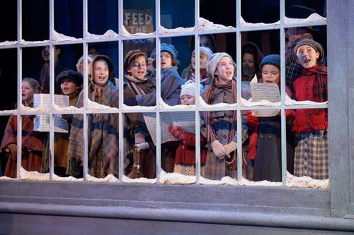 That which was old is new again: 'A Christmas Carol' at A.C.T. a ...