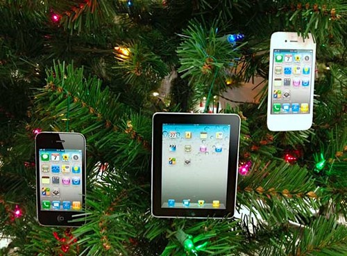 iPad Ornaments