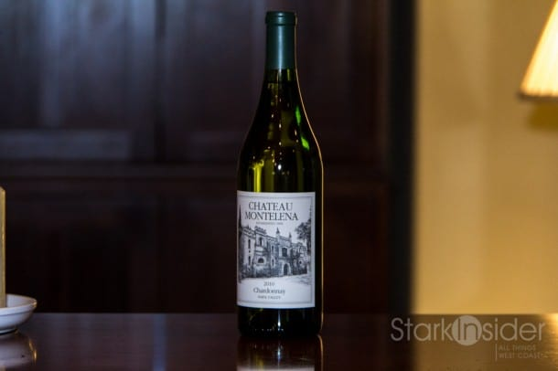 Chateau Montelena Chardonnay: World beater.