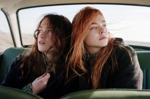Sally Potter's new film Ginger & Rosa opens CQ 23. Inseparable best friends Ginger (Elle Fanning) and Rosa (Alice Englert) ditch their studies to engage in passionate discussions about politics, gender, sex, religion, and hairstyles.