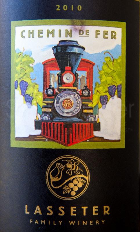 Lasseter Family Winery Chemin de Fer - Wine Review