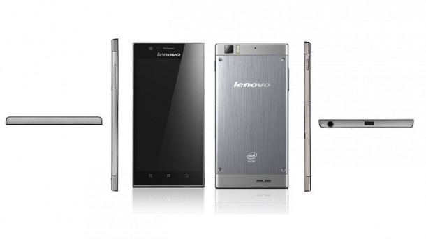 """Lenovo unveiled this gorgeous 5.5-inch Android today. The flagship smartphone features a wide aperture 13MP camera, """"stripe ID"""" design language, and a thin 6.9mm profile. Dubbed the K900, the Android will ship in China in April. Unfortunately, Lenovo did not say when/if the gorgeous handset would ship in the U.S."""
