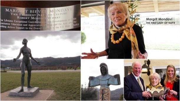 Margrit Mondavi - Monteith Trophy