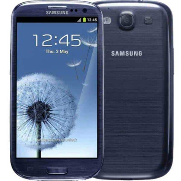 Samsung Galaxy S III: A mega-hit for Samsung, and a bona fide iPhone competitor. I particularly like this Pebble Beach Blue.