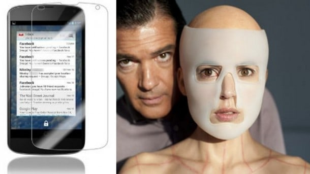 Skinomi: For people who like applying skin to their phones and wives.