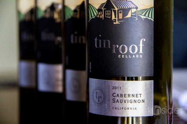 Tin Roof Wine Review - California Wines