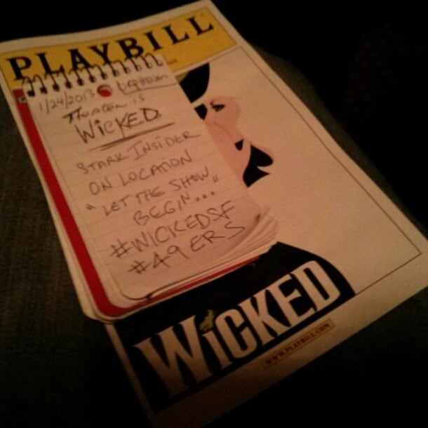 Wicked - SHN Orpheum - Review
