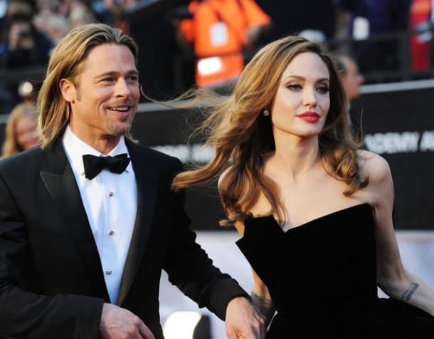 Brad Pitt and Angelina Jolie enter wine business with Miraval