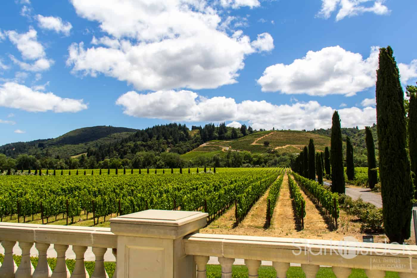 Winery Of The Week Ferrari Carano In Sonoma Stark Insider