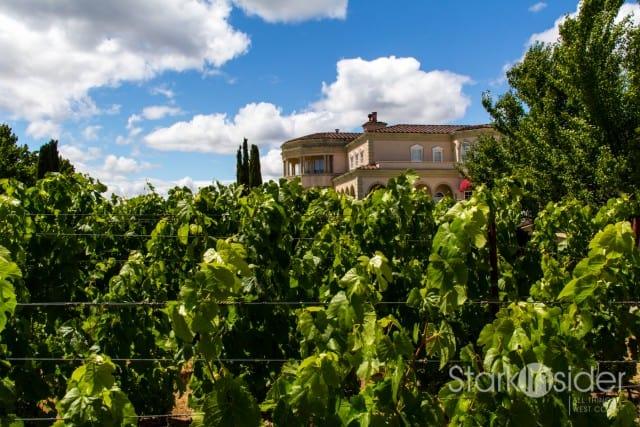 Ferrari Carano Vineyards and Winery - Photo by Clinton Stark