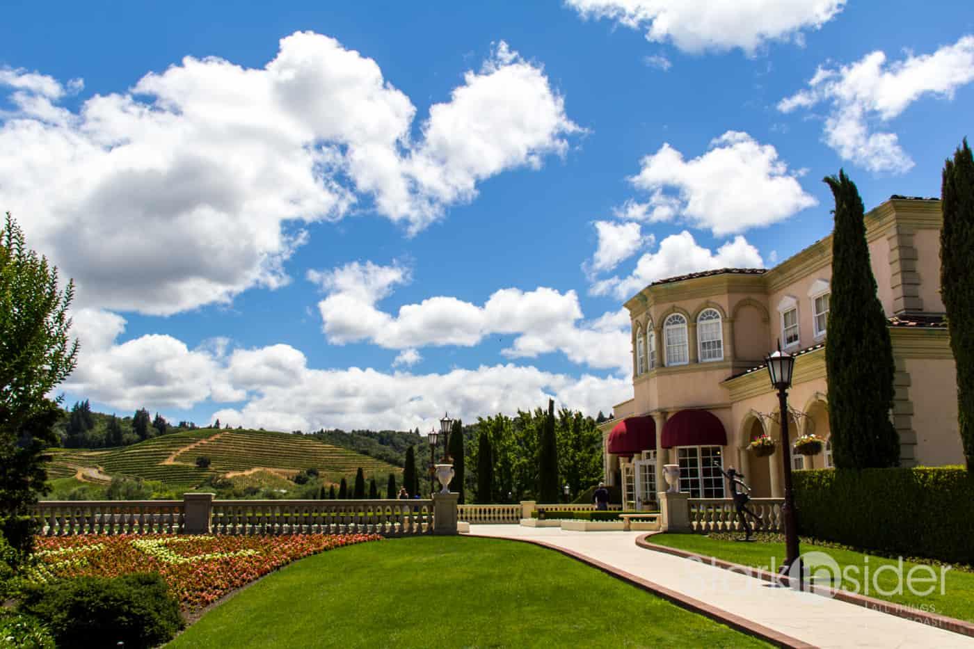 Winery of the Week Ferrari,Carano in Sonoma