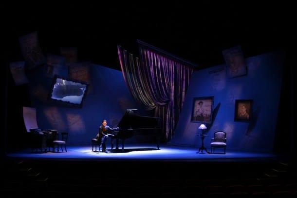 Hershey Felder plays America's favorite composer in George Gershwin Alone at Berkeley Rep.
