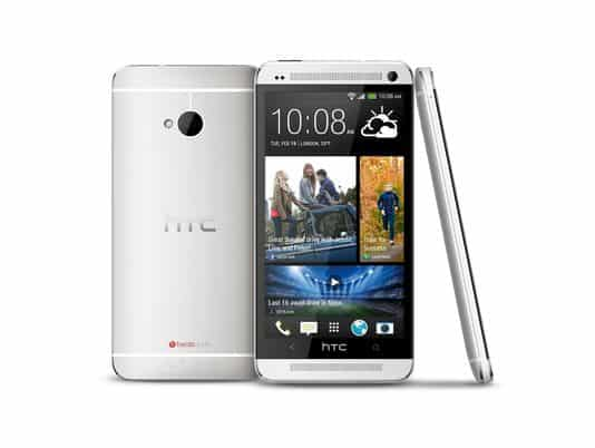 """HTC One: dual speakers, """"BlinkFeed,"""" and ultra high-res camera could help the Taiwanese smartphone maker get back on track."""