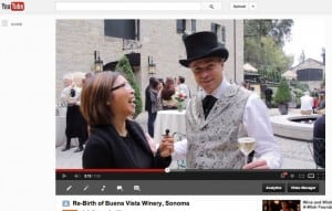 The Little Loni and the JCB: My partner in crime, Loni Stark, interviews wine personality extraordinaire Jean-Charles Boisset. In my experience wine is one of the most difficult subject matters to make interesting on video.