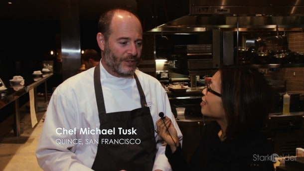 Michael Tusk - Quince - San Francisco