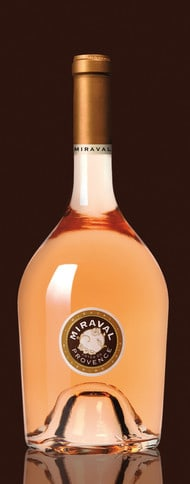 Miraval Wine Bottle