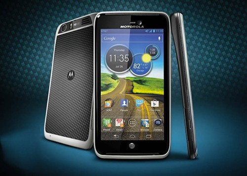User Satisfaction: The Android-powered Motorola Atrix HD smartphone kicked the Apple iPhone 5 to the curb.