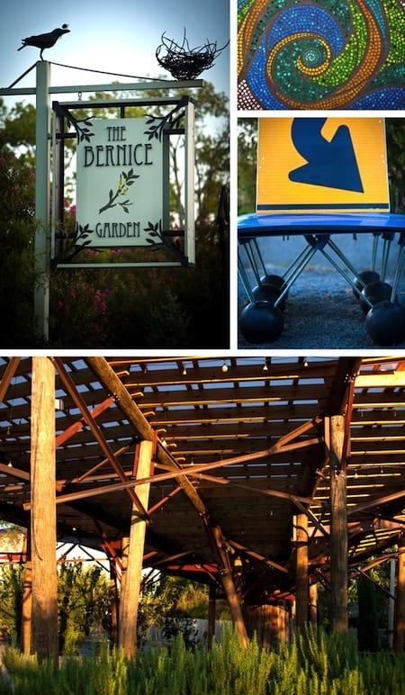 Bernice Garden hosts many neighborhood gatherings