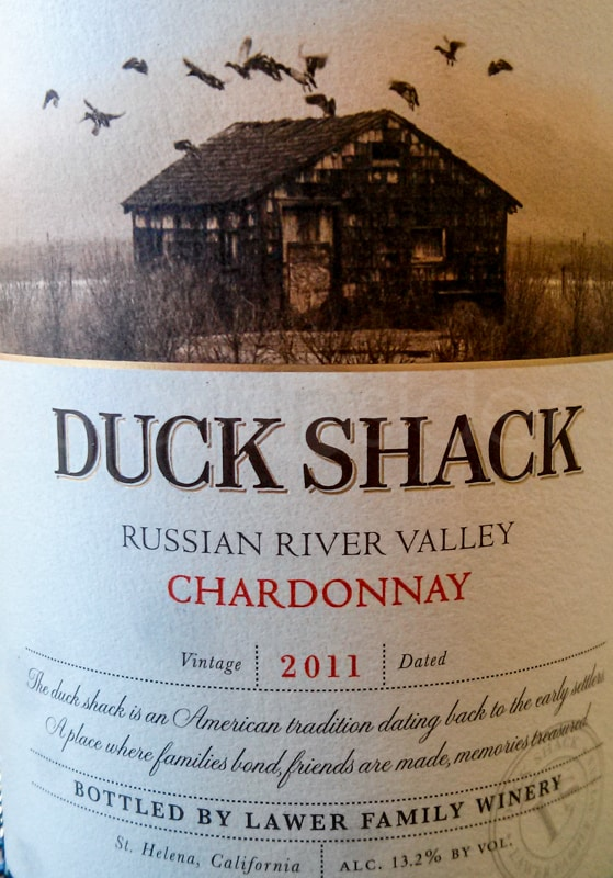 Lawer Family Duck Shack Chardonnay - Russian River Valley