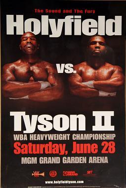Holyfield-Tyson II Fight