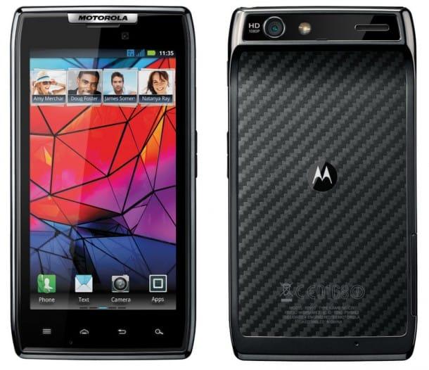 RAZR: Last of the great Motorola Android handsets?