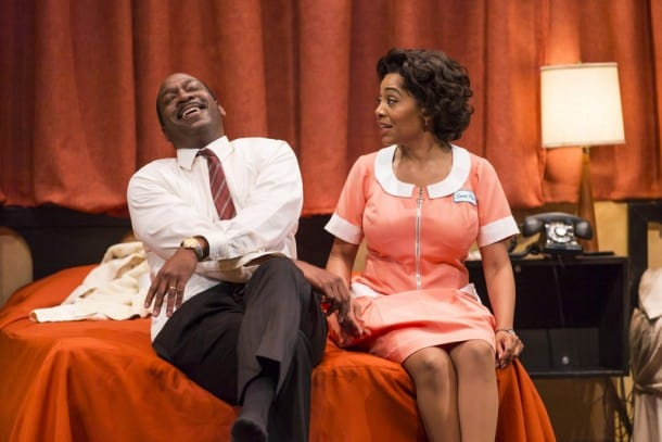 The Mountaintop - Theatre Works - Review