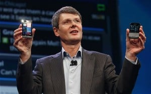 Thorsten Heins - BlackBerry Z10 Launch