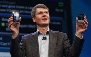 Thorsten Heins - BlackBerry Z10 Launch