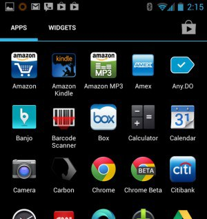 What's on Your Android?