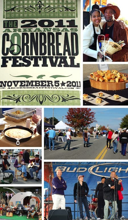 The first SoMa Cornbread Festival