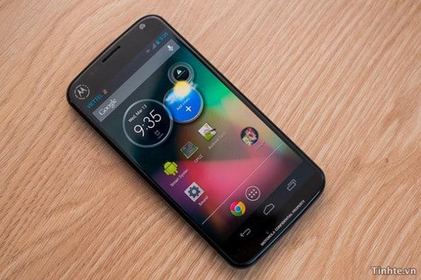 Motorola Android