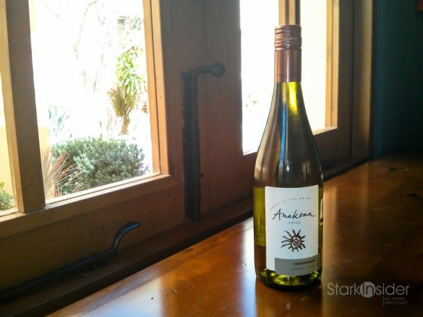 Anakena Chile Chardonnay 2011 Andes, Central Valley