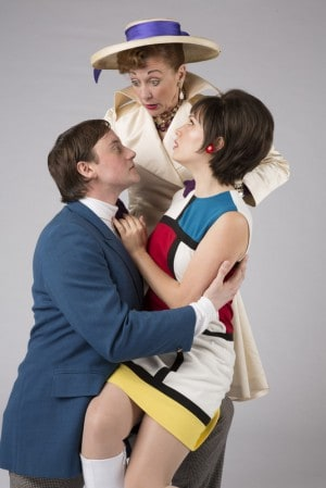 Being Earnest - TheatreWorks
