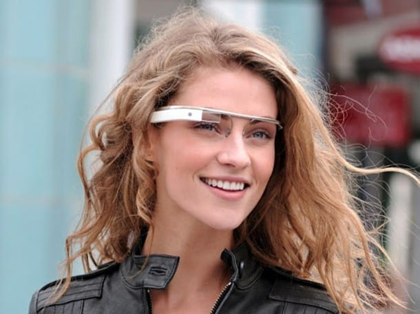 Google Glass - Blonde power