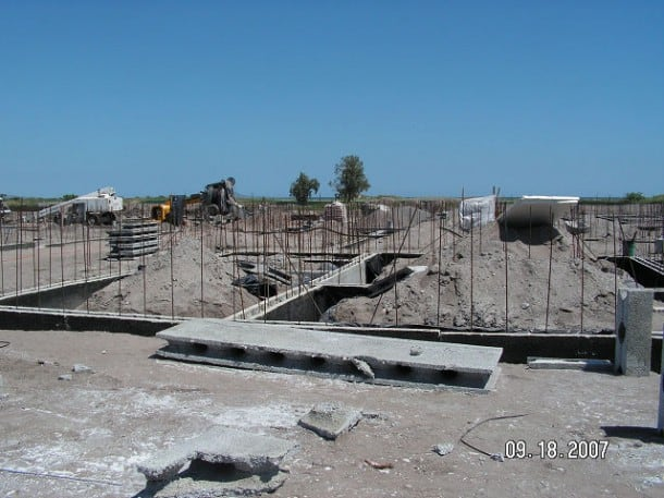 Loreto Bay Construction Process
