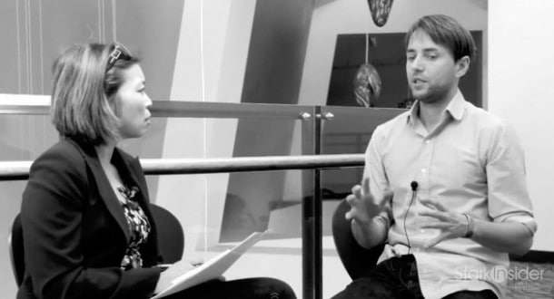 Mad Men - Vincent Kartheiser Interview with Stark Insider TV