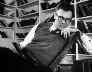 MacArthur genius Sarah Ruhl shaped her latest play from the beautiful letters between poets Elizabeth Bishop and Robert Lowell (above). (Photo courtesy Berkeley Rep)