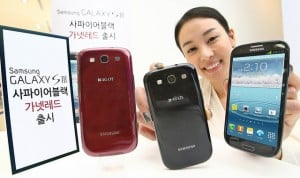 Samsung Galaxy III: The top selling Android smartphone, helped Google's OS take top sales spot for last three months in the U.S. market.