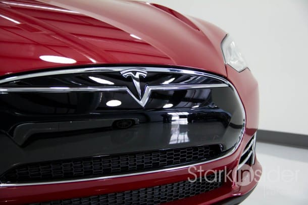 Tesla Factory Pickup