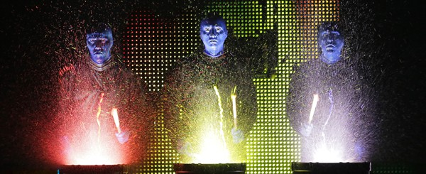 Blue Man Group - San Joe - Review