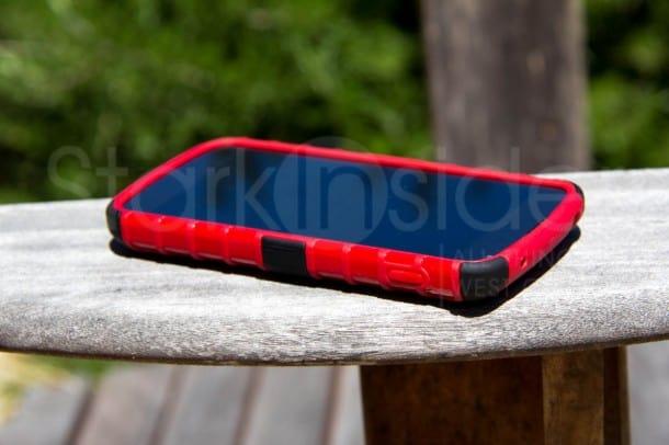 Nexus 4 ArmourDillo Hybrid Protective Case