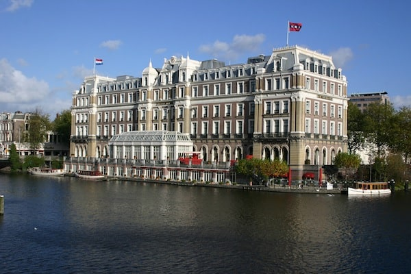 Amstel exterior